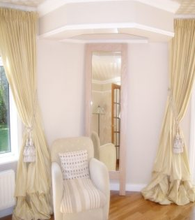 Pure Silk Drapes