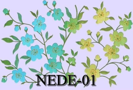Silk Embroidery Patterns Embroidered Silk Ksrisht Online Shop
