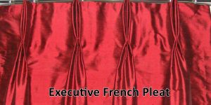 Ex French Pleated